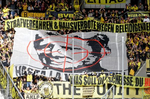 BVB-Fans müssen Stadionverbot fürchten