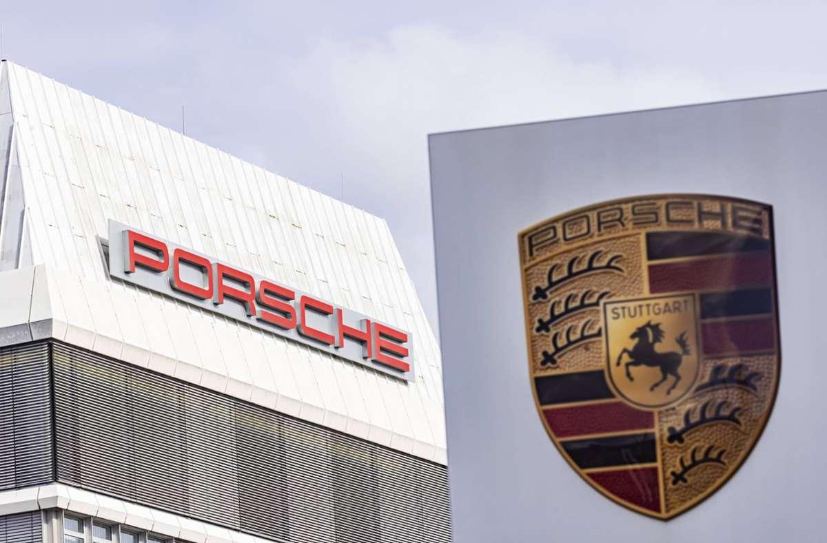 Porsche hat wieder einmal Ärger mit dem Kraftfahrtbundesamt. Foto: imago images/Arnulf Hettrich