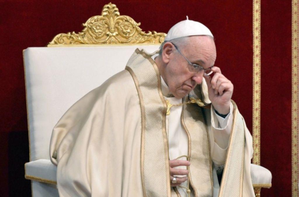 Papst Franziskus besucht Ende September erstmals die USA. Foto: dpa