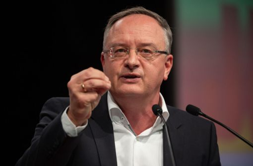 SPD-Chef Stoch erzürnt über Eisenmann