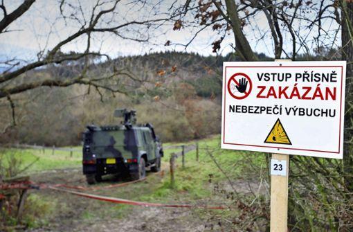 Sprengten Kreml-Agenten ein Munitionsdepot?