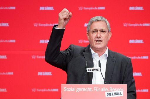Linke fühlt sich wohl im Schulz-Schatten