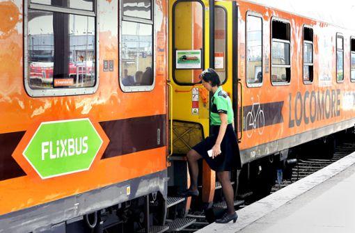 Privatbahnen wollen häufiger von Stuttgart nach Berlin fahren