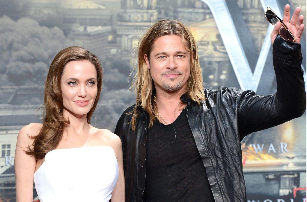 Dass sie beide Lefties sind, hat die Ehe von  Angelina Jolie und Brad Pitt schließlich auch nicht retten können. Foto: dpa