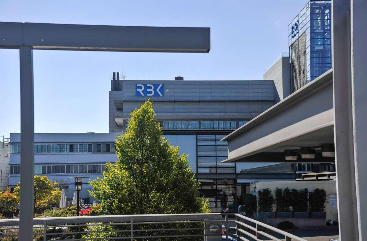 Das Robert-Bosch-Krankenhaus hat über 1.000 Betten und nimmt jährlich an vier Standorten bis zu 42.000 Patienten stationär auf. Foto: Lichtgut/Max Kovalenko