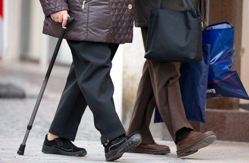 Schwarz und Rot streiten über Rentenniveau