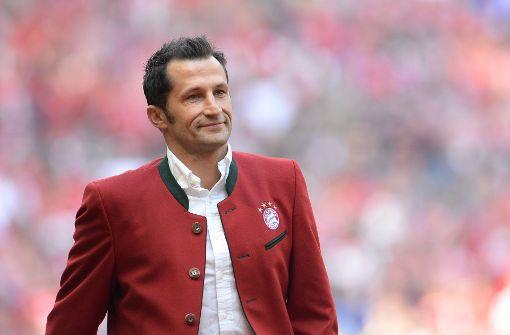 Hasan Salihamidzic ist neuer Sportdirektor
