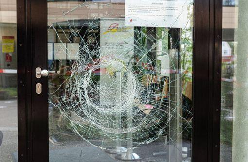 26-Jähriger randaliert wegen Corona-Auflagen im Landratsamt