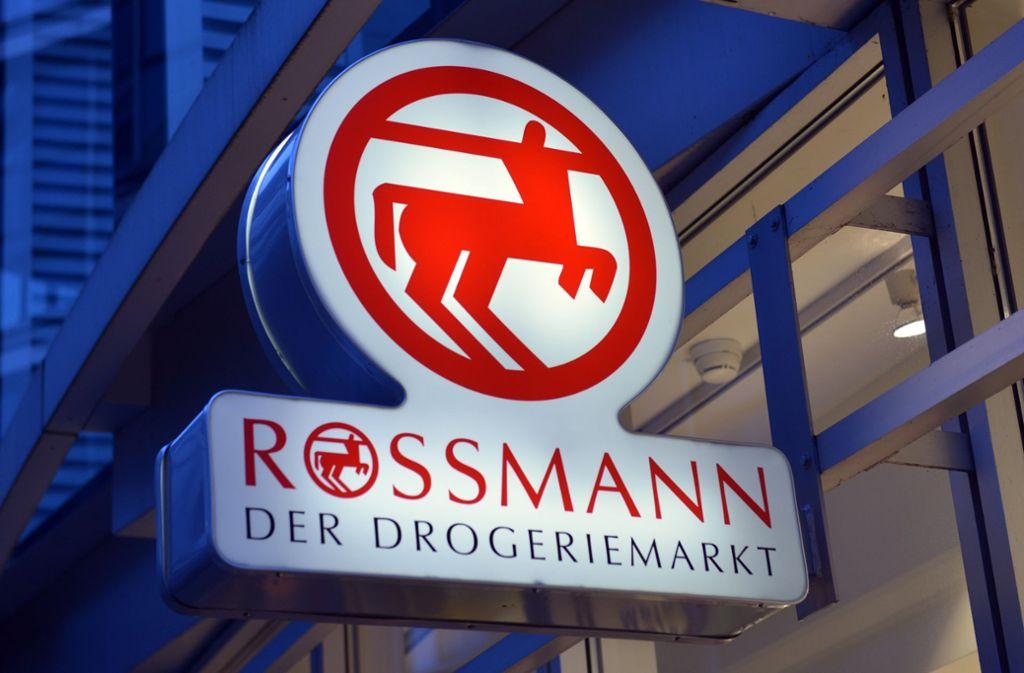 Die Drogerie Rossmann will Filialen in Plüderhausen und Winterbach eröffnen. Foto: dpa