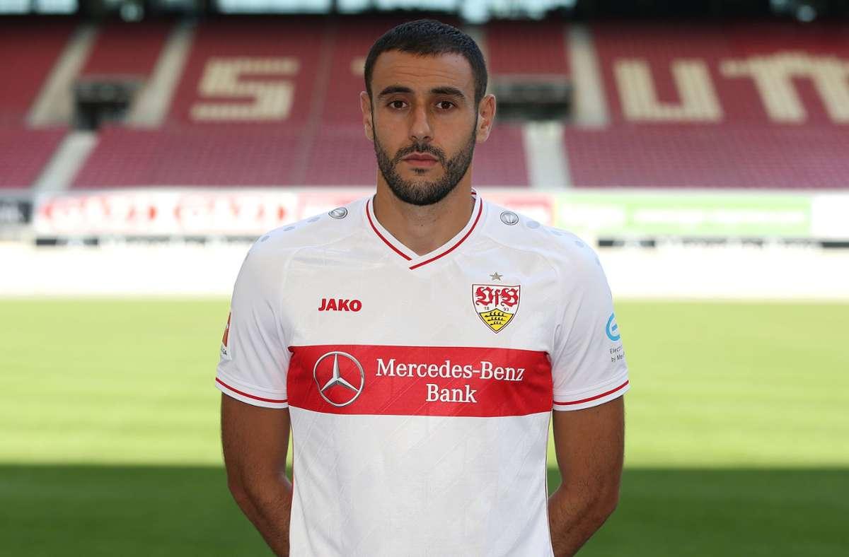 Hamadi Al Ghaddioui (30, Stürmer, Vertrag läuft Ende Juni aus): 0,5 Mio. €, keine Änderung. Foto: Alexander Keppler