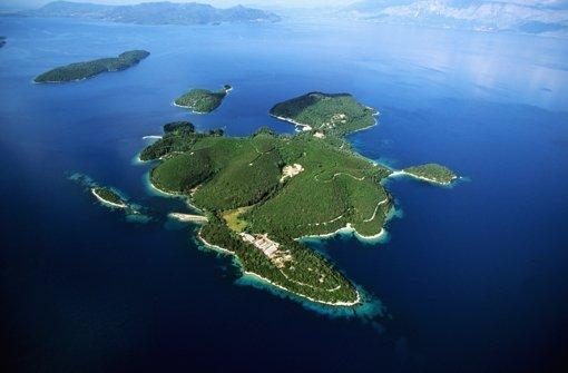 Russin kauft  Onassis-Insel