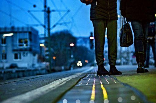Stuttgarter S-Bahn erhält Preis