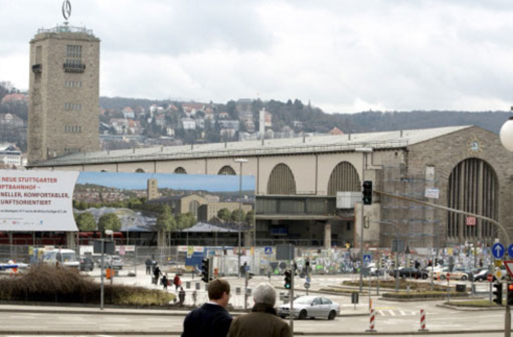 Wird die Landesregierung den Kostendeckel für Stuttgart 21 im Notfall anheben? Foto: dpa