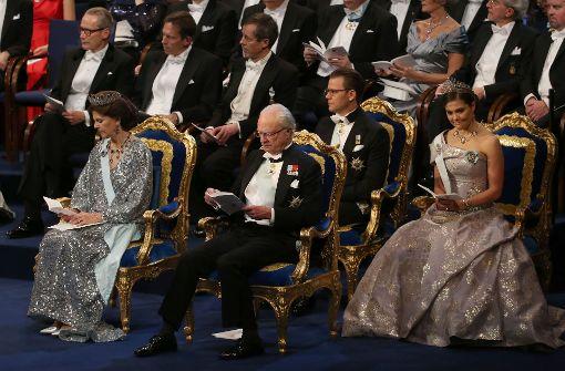 Nobelpreise an sieben Forscher verliehen