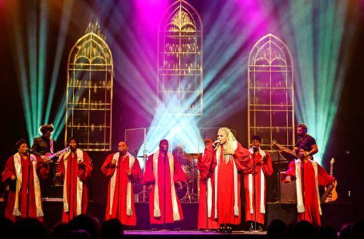 Die Protagonisten der New York Gospel Show