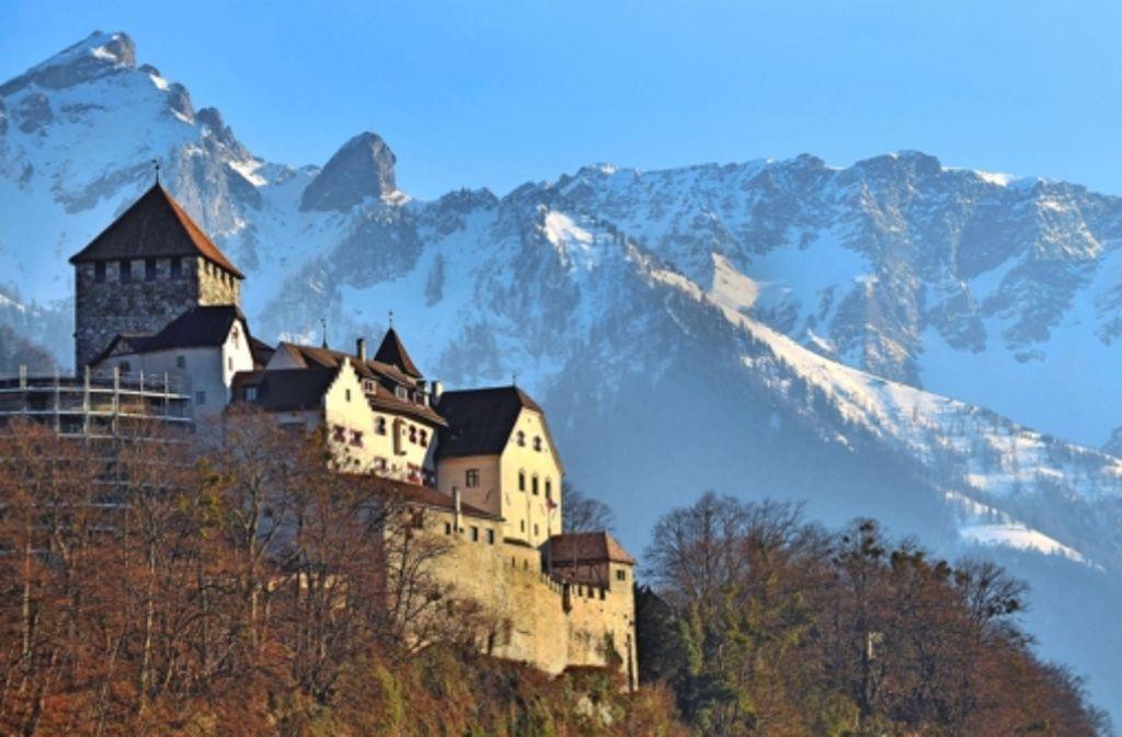 O wie schön ist Liechtenstein Foto: AFP