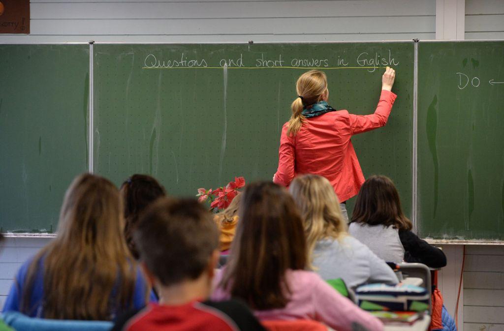 Lehrer sind schon knapp, in Zukunft werden noch viel mehr gebraucht. Foto: dpa