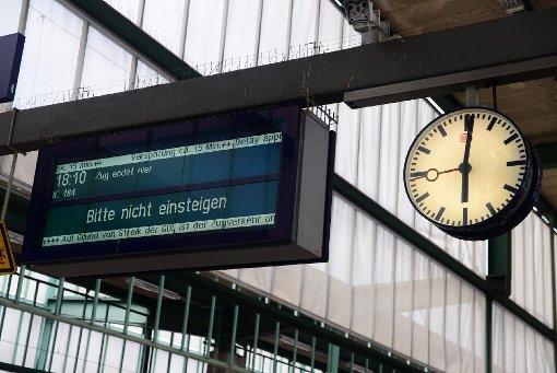 Warum steht wieder ein Bahnstreik an?