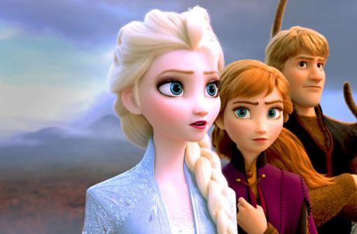 Disney-Hits retten die deutsche Kinobilanz