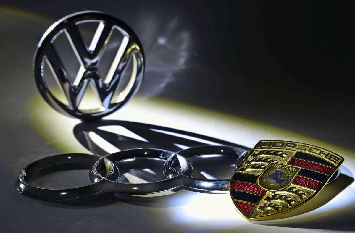 Die beiden VW-Töchter Porsche und Audi haben im ersten Halbjahr Rekordergebnisse erzielt. Foto: imago/Hans-Günther Oed