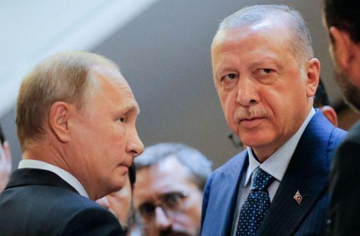 Russland und Türkei richten demilitarisierte Zone um Idlib ein
