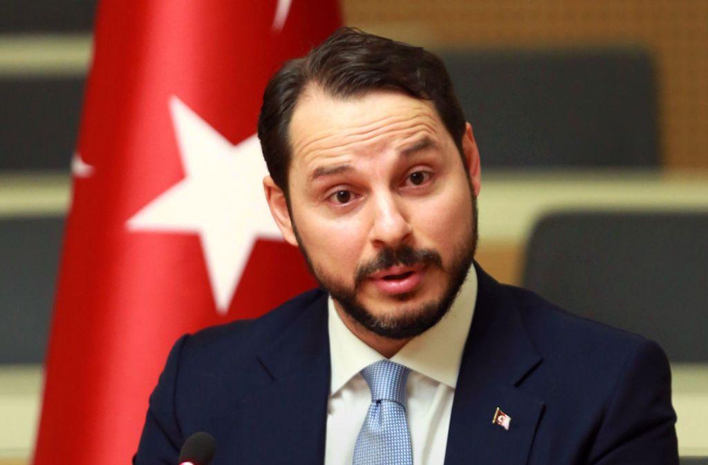 Finanzminister Foto: AFP