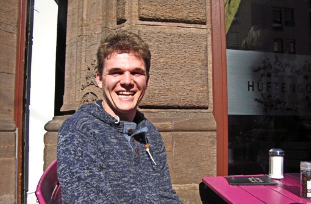Paul Nickel plant eine Veranstaltungsreihe in der Martin-Luther-Kirche. Foto: Eveline Blohmer