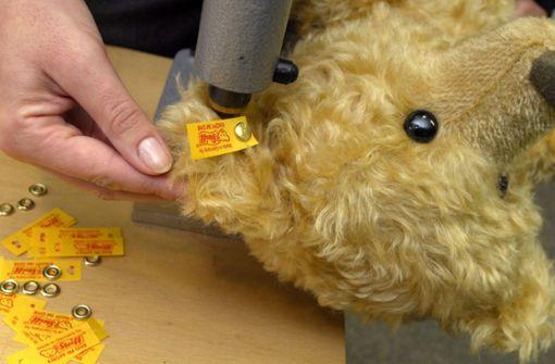 Teddybären als Geldanlage