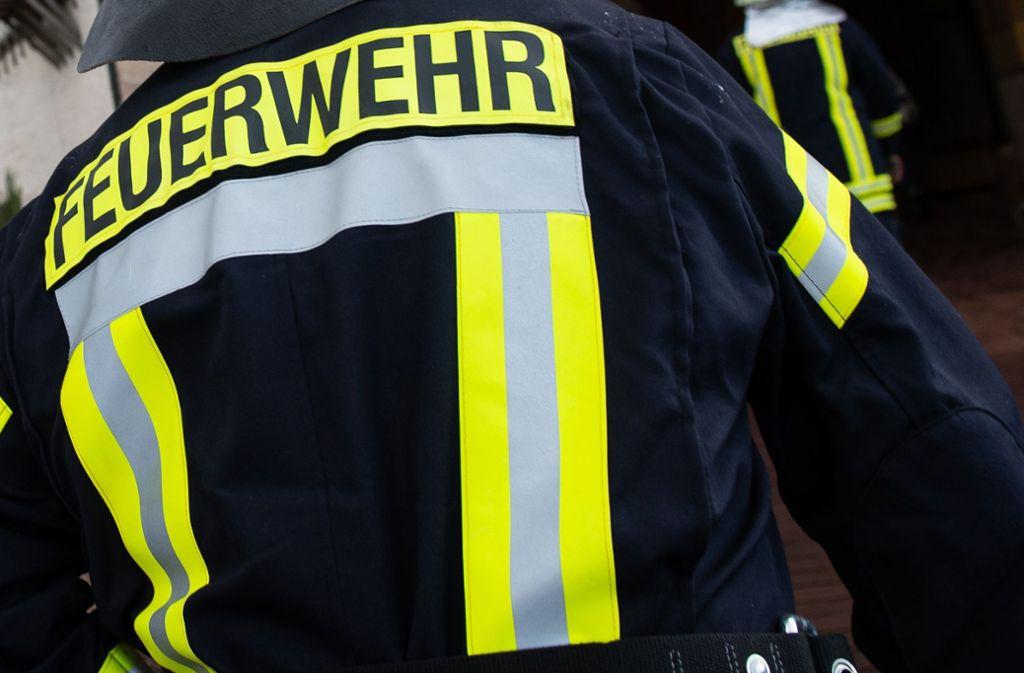 Verletzte wurde bei dem Feuer in Oberesslingen niemand. Foto: dpa