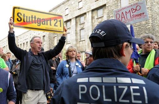 Winfried Hermann äußert sich zu Rüdiger Grube