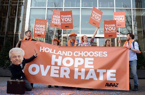 Grund zum Aufatmen? Die zwei Lesarten der Niederlande-Wahl