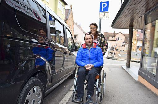 Das  lange Warten auf einen Behindertenausweis