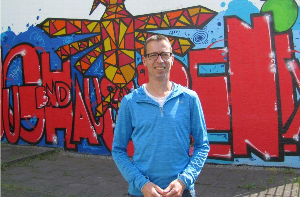 Für die Wiedereröffnung des Jugendhauses hat Achim Böll mit seinen Mitstreitern ein Konzept ausgearbeitet. Denn auch hier müssen die Corona-Abstandsregeln eingehalten werden. Foto: Claudia Barner