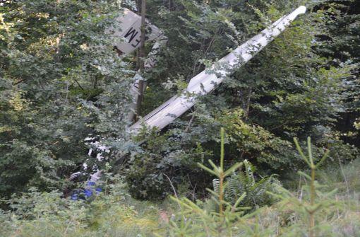 19-jähriger Fellbacher stirbt bei Absturz mit Segelflugzeug