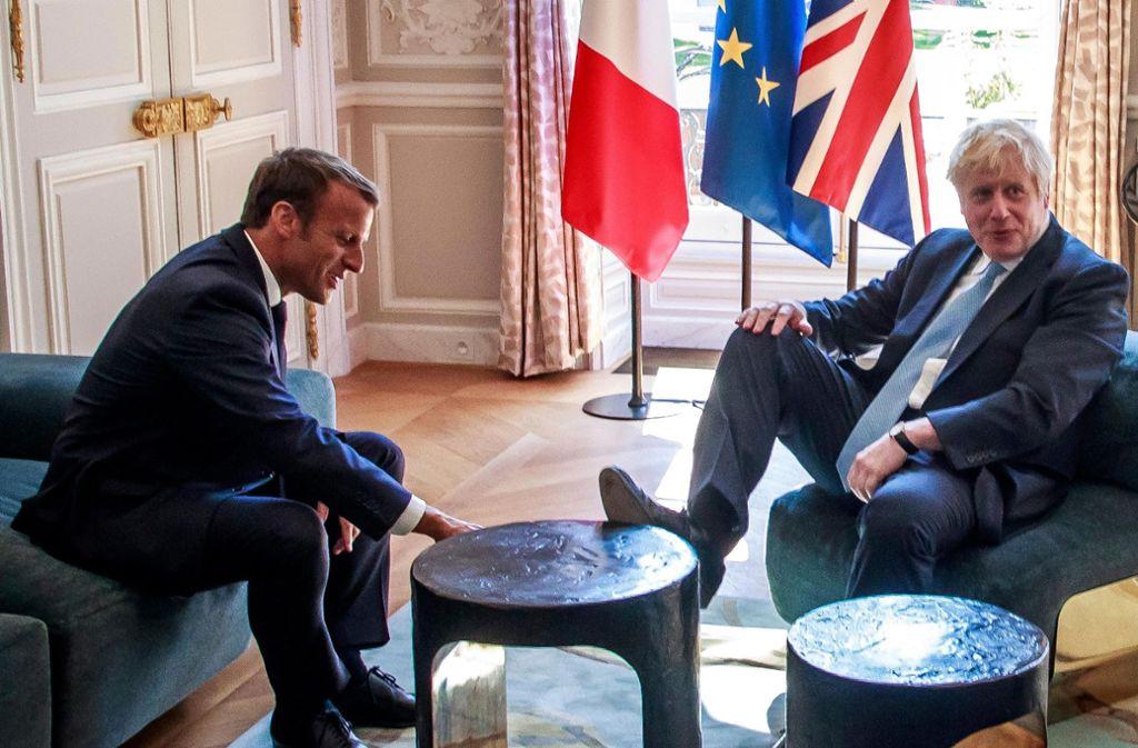 Johnson ist für seinen unkonventionellen Stil als Politiker bekannt. Foto: dpa
