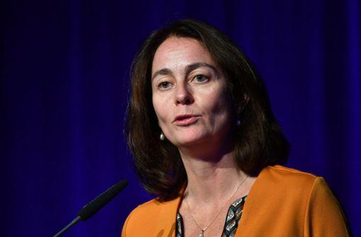 Katarina Barley soll SPD-Spitzenkandidatin werden