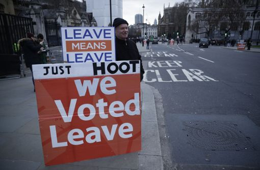 May will Irland-Frage erneut mit EU verhandeln