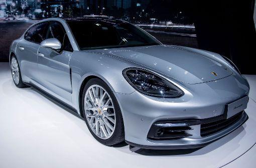 Ein Porsche nur für China
