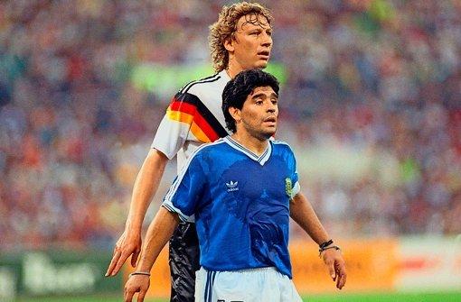 """Samba mit """"Diego"""" und einem Holländer"""