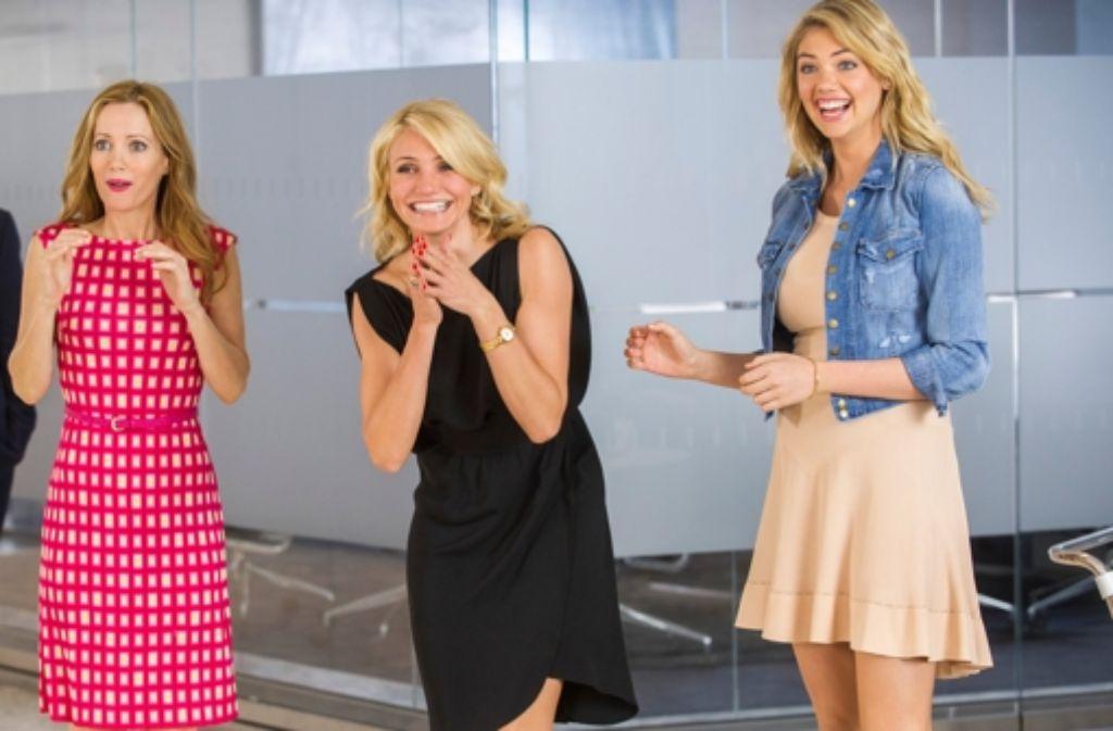 Die drei Damen (Leslie Mann, Cameron Diaz, Kate Upton) Foto: Twentieth Century Fox
