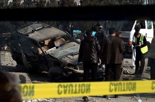 Bis zu 50 Tote und 90 Verletzte bei drei Anschlägen