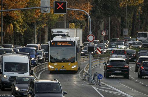 Expressbus fährt künftig seltener
