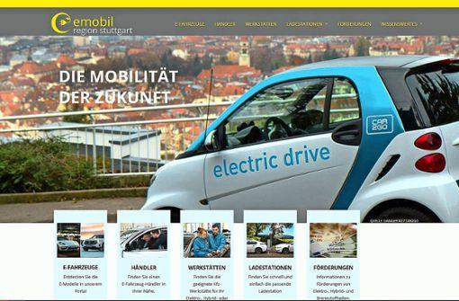 Eine Plattform für E-Mobilität