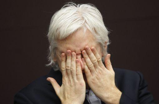 Julian Assange droht Auslieferung an die USA