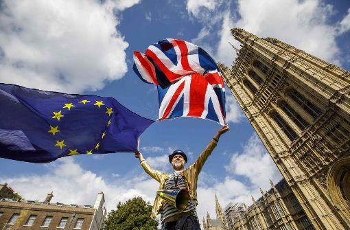 Britisches Parlament stimmt Austrittsgesetz zu