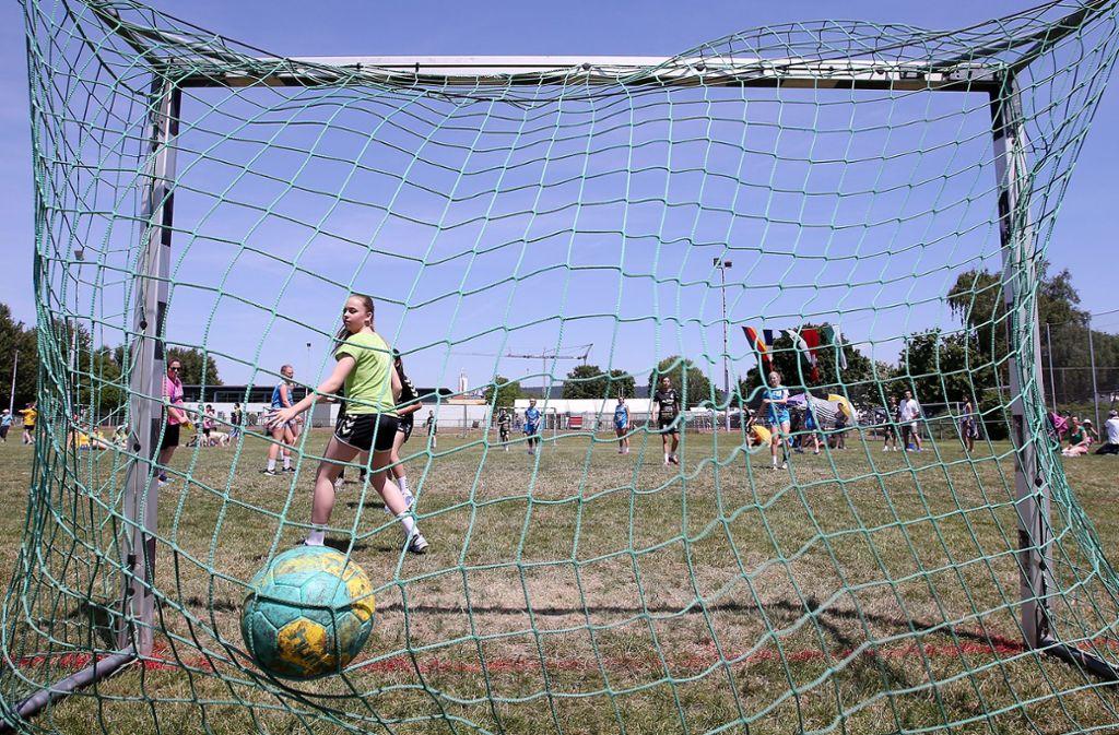 Vorschlag der Handball-Verbände Baden-Württemberg: Auch die Amateurhandballer sollen eine Steuerbefreiung erhalten. Foto: Baumann