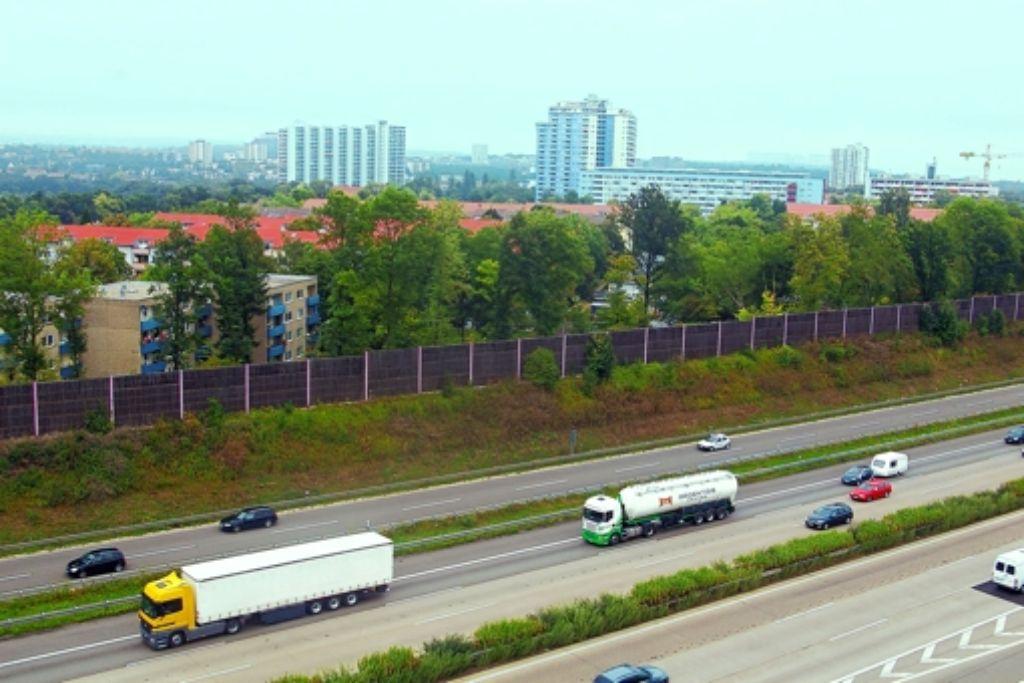 Die Menschen auf dem Fasanenhof befürchten, dass die S-21-ICE-Trasse zum Flughafen auf ihrer Gemarkung gebaut werden könnte Foto: Archiv Alexandra Kratz