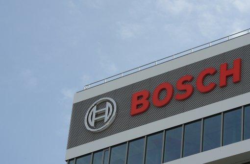 Bosch gerät stärker in den Fokus