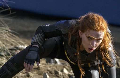 """Scarlett Johansson, """"Black Widow"""" und Justin Bieber nominiert"""