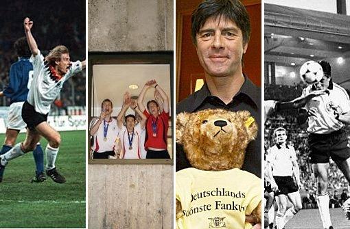 Die Historie der DFB-Spiele in Stuttgart